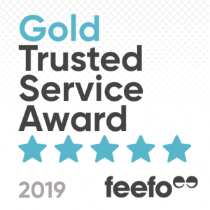 2019 Gold Trusted Service Award